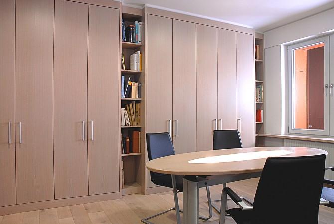 Büro und Büromöbel - Alfred Jacobi - Werkstätten für Möbel und ...