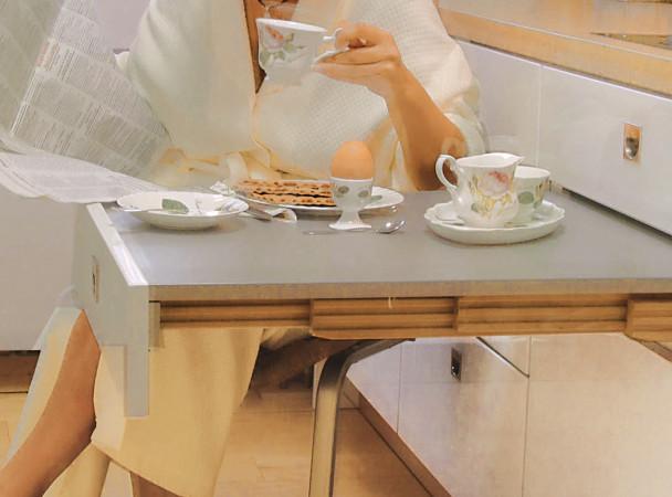 Küchen Mit Farblackoberflächen