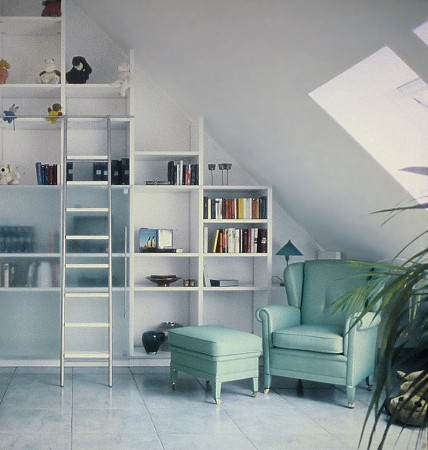 Wohnraum - Alfred Jacobi - Werkstätten für Möbel und ...